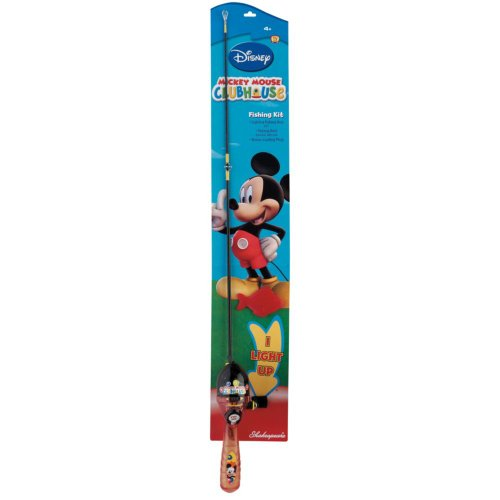 Shakespeare Mickey Mouse Lighted Kit Combo (2-Feet 6-Inch)