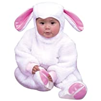 Infant Little Lamb Costume - Infant 6-18 Months