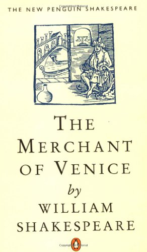 Merchant of Venice, (The New Penguin)