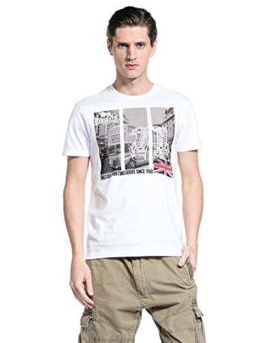 Lonsdale T-Shirt Gatwick [Bianco]