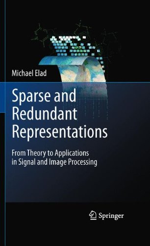 Sparse and Redundant Representations: From Theory to Applications in Signal and Image Processing