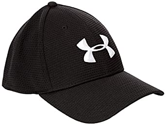 Under Armour Men's UA Blitzing Stretch Fit Cap Combo Large & Extra Large Black
