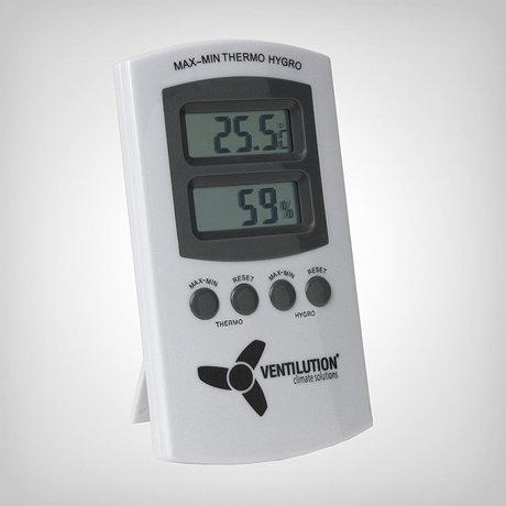 Digitales Hygro-Thermometer mit
