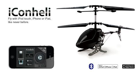 iConheli Interactive R/C Helicopter - 1