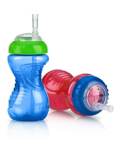 Nuby Toddler Cups front-898543