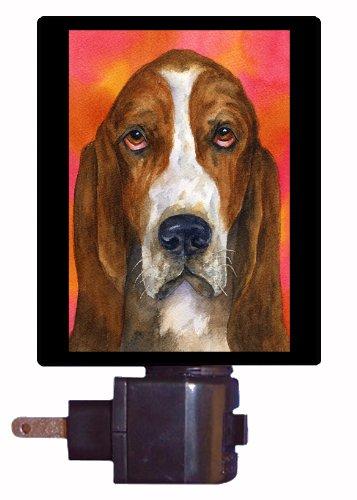 Dog Night Light - Basset Hound