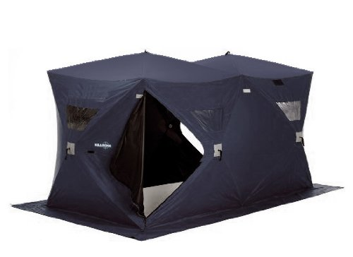 KillZone Igloo 2X Ice Fishing Shelter/Ice Fishing tent/Ice Shanty 7L