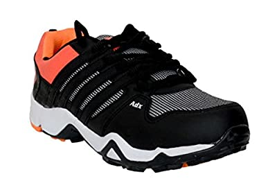 Adventurzz Addoxy Rider-10 Men Black Sport Shoes