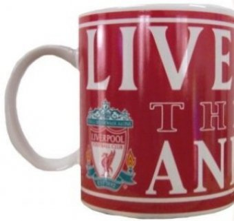 OFFICIAL LIVERPOOL F.C. THIS IS ANFIELD MUG