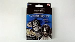 Criss Angel MindFreak Coin Nested Trap