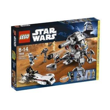 LEGO Star Wars 7869 Battle for Geonosis