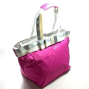 Kate Spade Annabel Baby Bag Barrow Street Diaper Bag (Pink) #PXRU2944 by Kate Spade