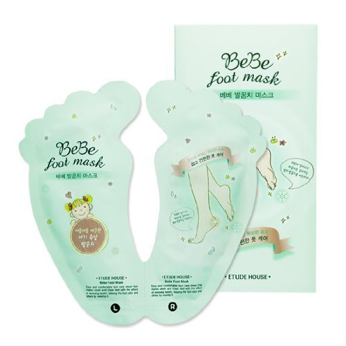 Etude House BeBe Foot Mask (Foot Peeling) (Bebe Feet compare prices)