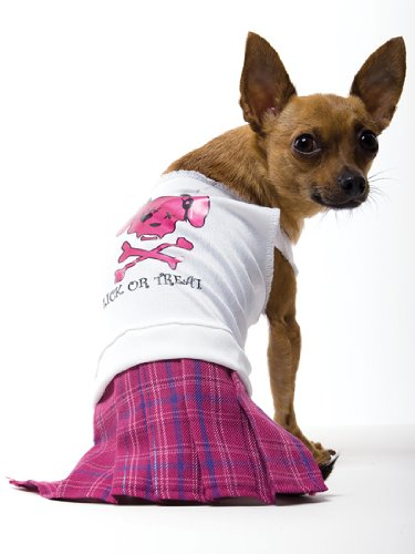 School Girl Dog Costume For Dogs Pet Halloween