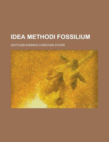 Idea Methodi Fossilium