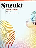 Suzuki Piano School International Edition Piano Book and CD - Volume 2