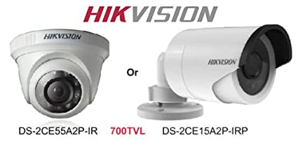 Hikvision-DS-7204-HVI-SH-4Channel-DVR-+-4-(700TVL)-CCTV-Cameras-(With-1-Power-Supply,-Cable,-Connectors)