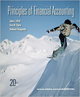 principles of financial accounting canadian edition solutions pdf