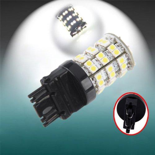 Urgreat T25 3157 3356 3456 4156 3057 3155 3357 3457 4157 Super Bright White 60 Led 3528 Smd Tail Brake Turn 12V 60 Led Car Light Bulb Lamp Bright 2.5W 6000K