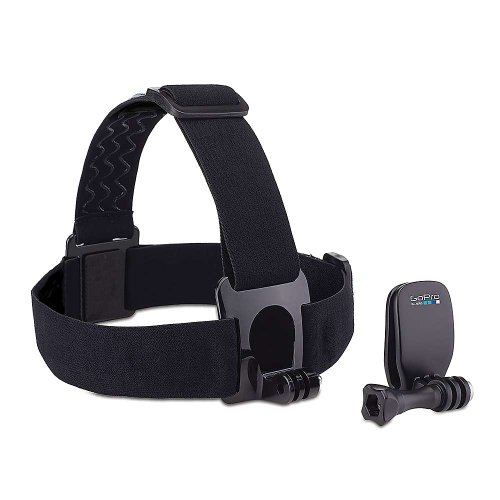 head strap mount