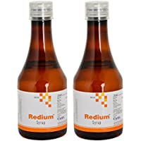 Redium Dietary Nutritional Syrup - 200 Ml, Pack Of 2