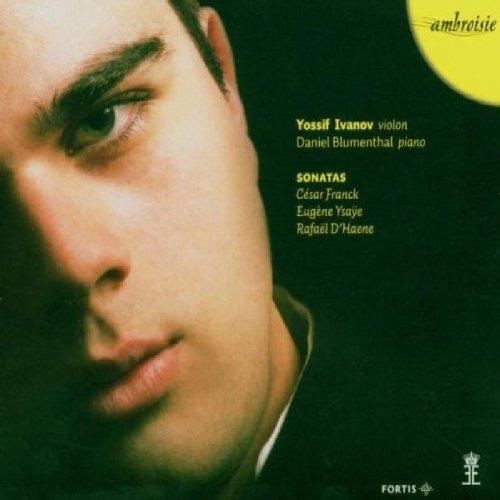 FRANCK : SONATE POUR VIOLON & PIANO - YSAÿE : 6 SONATES POUR VIOLON...