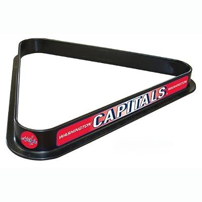 NHL Washington Capitals Triangle Billiard Ball Rack