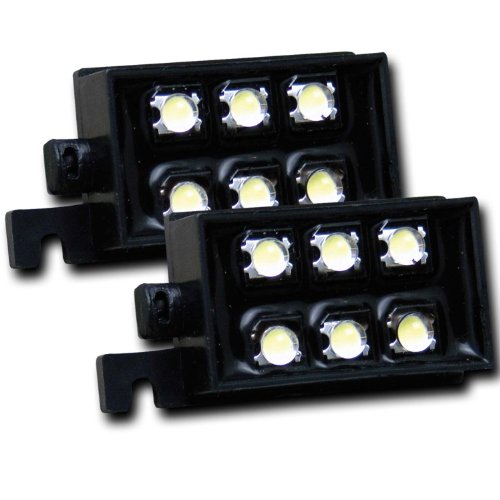 Anzousa 531049 Led Bed Rail And Multi Purpose Light Kit - (Sold In Pairs)