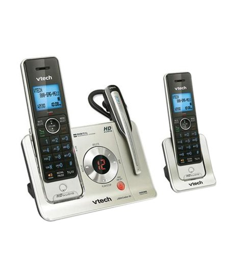 Vtech 2 Handset Cordless Answering System Wcid