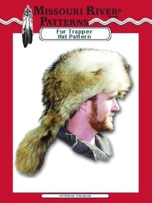 *Fur Trapper Hat Pattern