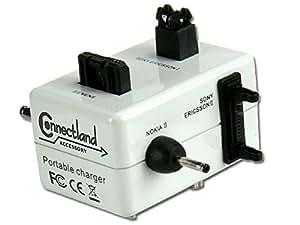 Connectland CHG-USB-MOBI-D400B Chargeur avec port USB pour Téléphone portable