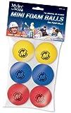 Mylec Inc. MYL-210B No-Bounce Mini Balls, Pack of 6