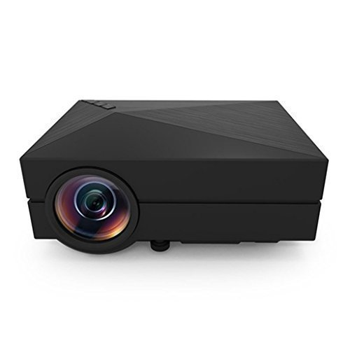 Great Deal! Xinda XD601 Full HD Multimedia LED 1000 Lumens LCD Portable Projector