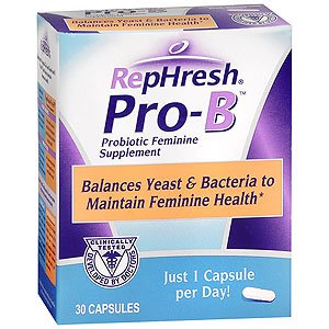 Probiotic pills and yeast infections often