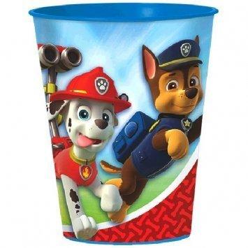 Paw Patrol Plastic Favor Cup