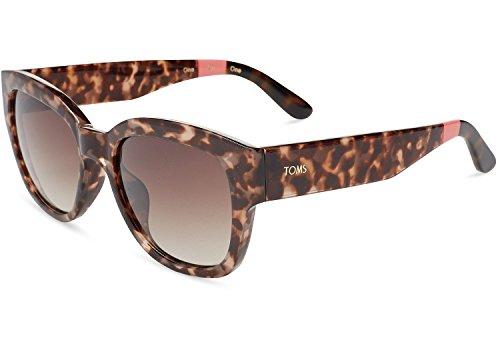 hawkins-10007246-unisex-rosa-tortuga-marco-wayfarer-gafas-de-sol-lente-gradiente