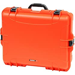 Nanuk 945 Case with Cubed Foam (Orange)