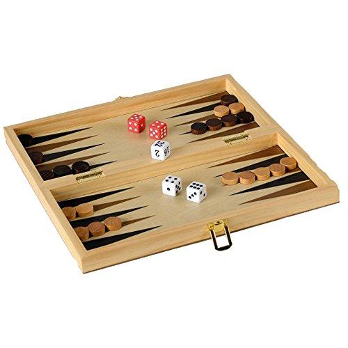 Beluga Spielwaren - Backgammon (importado)