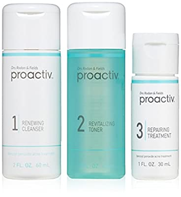Best Cheap Deals for Proactiv 3 Step Acne Treatment System Starter Kit (30 Day) from Guthy Renker - Free 2 Day Shipping Available