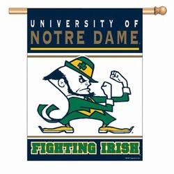 Notre Dame Fighting Irish Banner (27 in. x 37 in.)