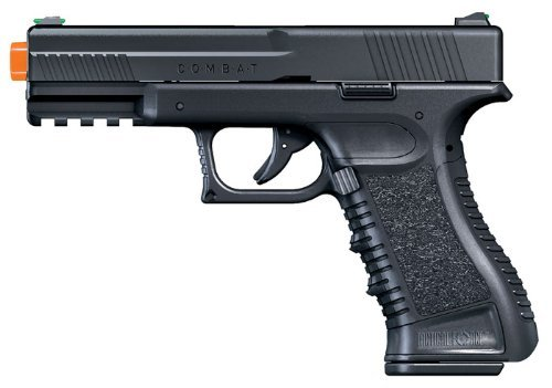 Tactical Force Combat CO2 Blowback Airsoft Pistol 