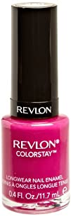 REVLON Colorstay Nail Enamel Rich Raspberry 0.4 Fluid Ounce