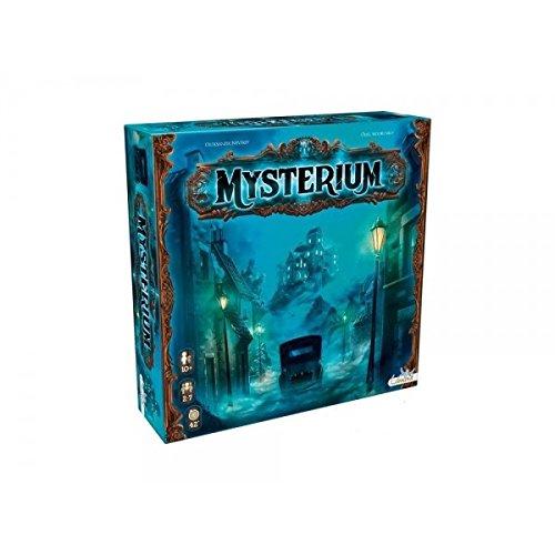 Asmodée - LIBMYST01FR - Mysterium