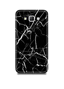 Black & White Marble Samsung A5 Case