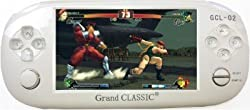 PSP Handheld gaming Console Grand Classic GCL02 with camera,video- audio player and 10000 inbuilt games By Ae zone