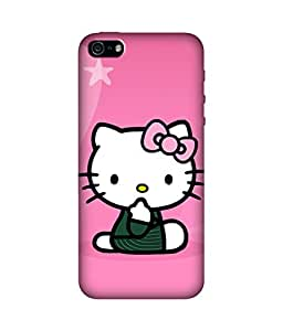 chnno Hello Kitty 3D Printed Back cover for Apple iPhone 6s