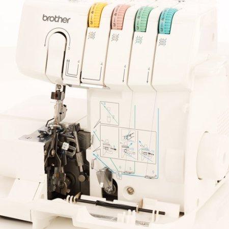 serger lay in thread machine 1034d
