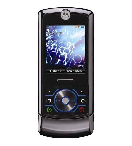 41vB6LKJzvL Motorola ROKR Z6 Unlocked Phone with 2 MP Camera, MP3/Video Player, and MicroSD Slot  International Version with Warranty (Black)