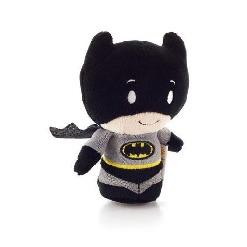 Hallmark Itty Bitty Plush KID3250 Batman Itty Bitty Plush - 1