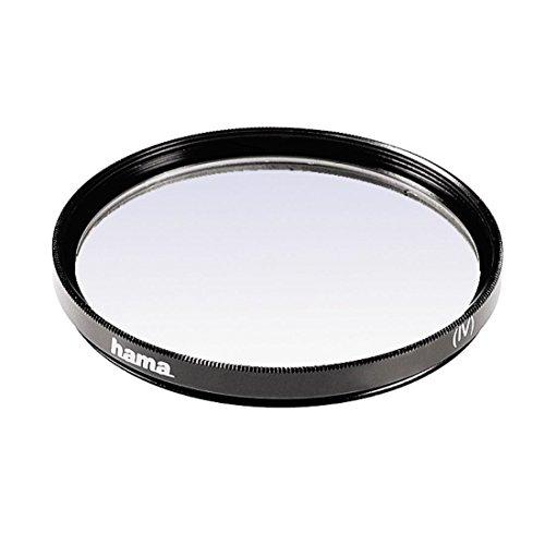 Hama 70062 Filtre UV 62 mm Noir